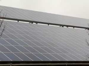 Solaranlage EcofinConcept