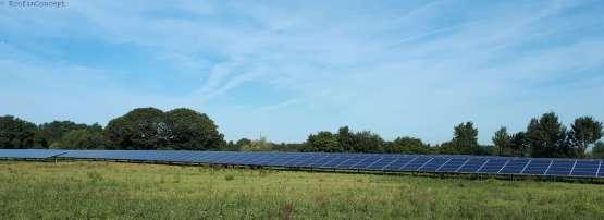 Solarpark EcofinConcept