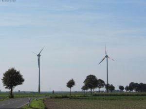 Windenergieanlagen EcofinConcept Enercon E44 Ei