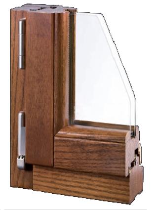 Finestre in legno  Ecofinestre Serramenti e infissi in