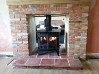 Fireplace Alteration, Fireplace and Chimney Building