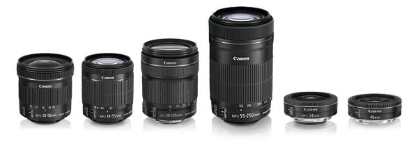 Linha de objetivas Canon STM, foco suave e silêncio na gravação de vídeos!
