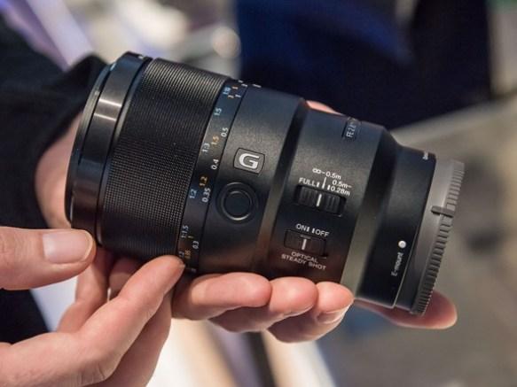 EF 90mm Macro OSS. (Foto divulgação)