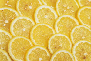 New Years Resolution - lose weight with lemon water