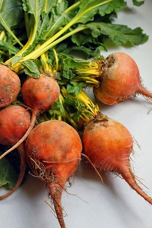 beets for a cherry beet smoothie