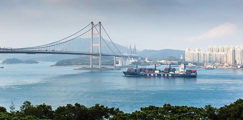 CGA cargo ship cruises