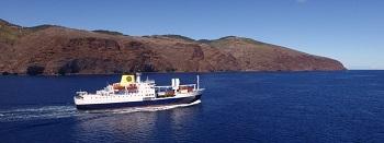 St Helena cargo ship cruises