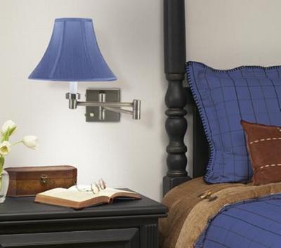 Bedroom Reading Lights Swing Arm