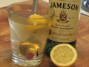 natural remedy for flu hot toddy