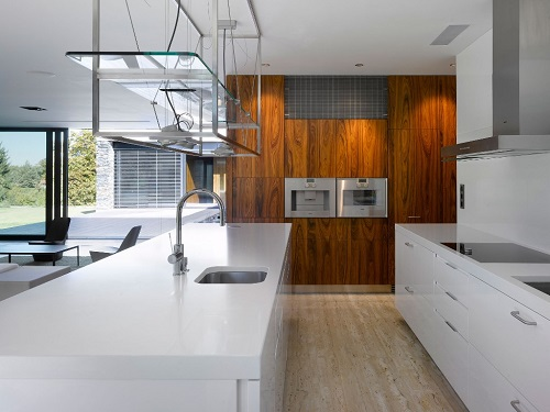 eco friendly kitchen wall covering