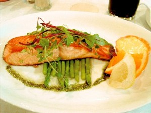 salmon is good for oestrogen hormone