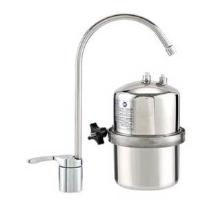 water filter replacement under sink