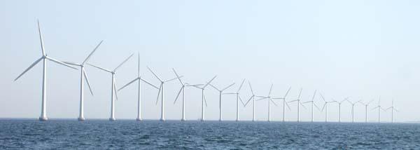 wind energy windmill in Denmark is hygge