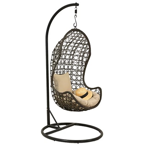 swing chair hire bar chairs images rattan eco furniture london