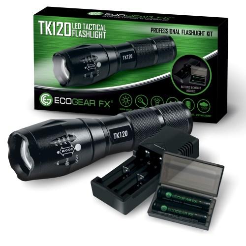 small resolution of tk120 led flashlight kit