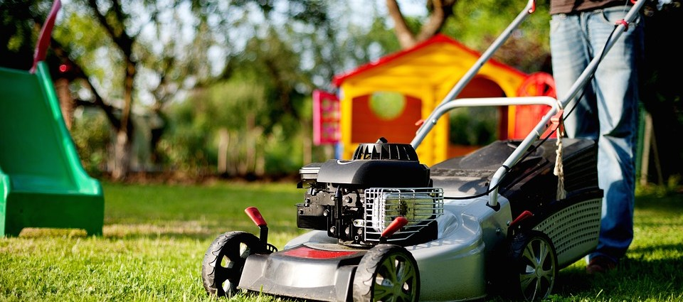 on demand lawn mowers app