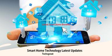smart home technology latest update
