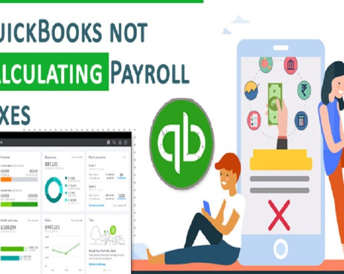 quickBooks not calculating payroll