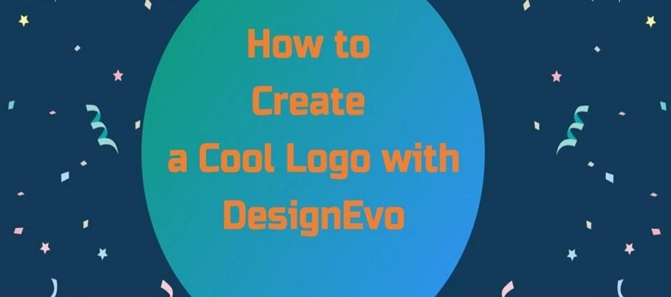 create logo with designevo