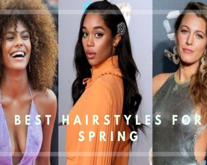 best hairstyles for spring