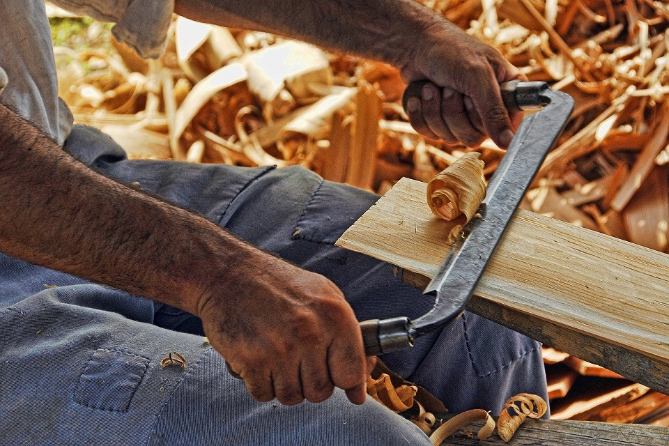 custom woodworks