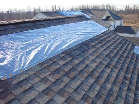 emergency roof repair Houston