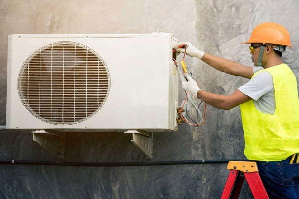 Major Steps for HVAC installation