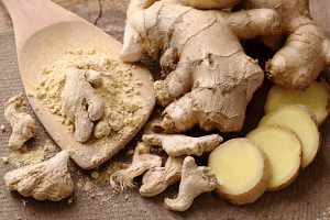 Ginger for hair growth
