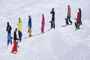 Learne as Ski Instructor