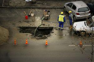 drainage and damage