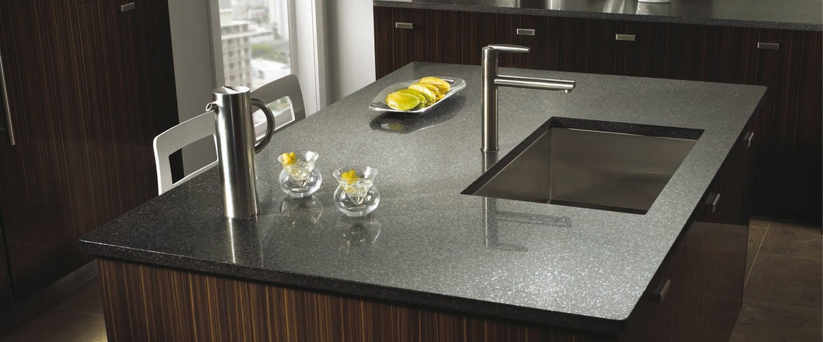 kitchen counter options chrome table durable and healthy ecohome choosing countertops