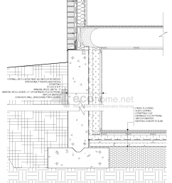 interior basement insulation diagram [ 1405 x 1638 Pixel ]
