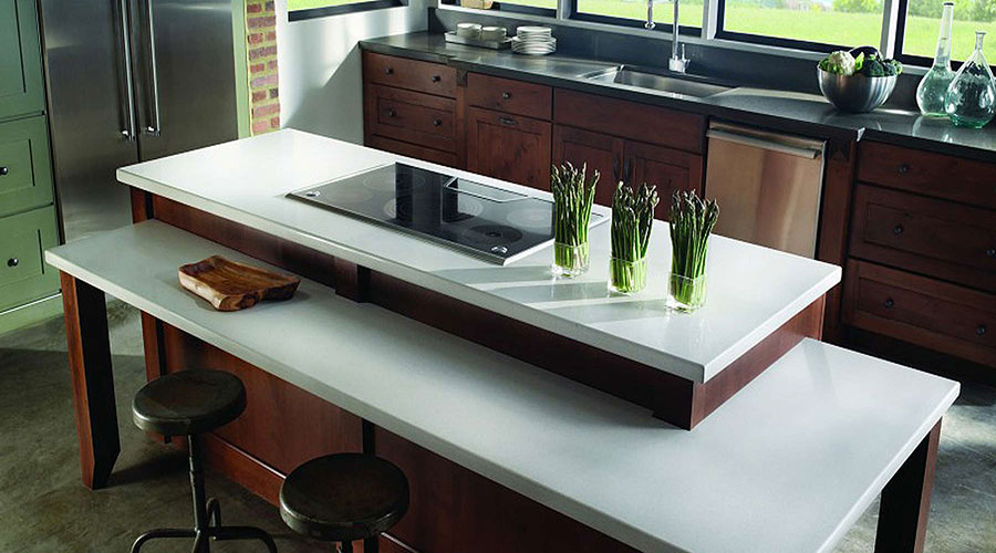 Kitchen counter options durable and healthy  Green Home