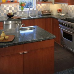 Kitchen Counters Outdoor Layout Counter Options Durable And Healthy Ecohome Recycled Aluminum Top