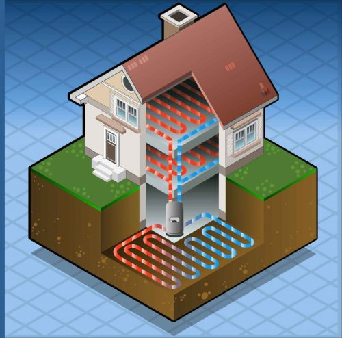 small resolution of how does a ground source heat pump work
