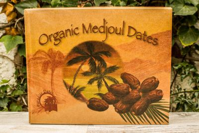 Box of medjoul dates