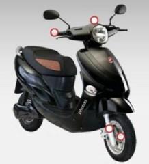 Electric bikes - Hero Electric Photon
