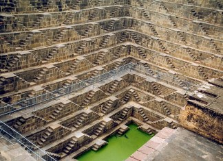 traditional water conservation methods in india