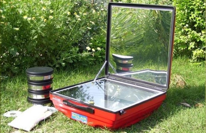 solar cooker in India