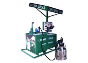 Solar Milking Machine India