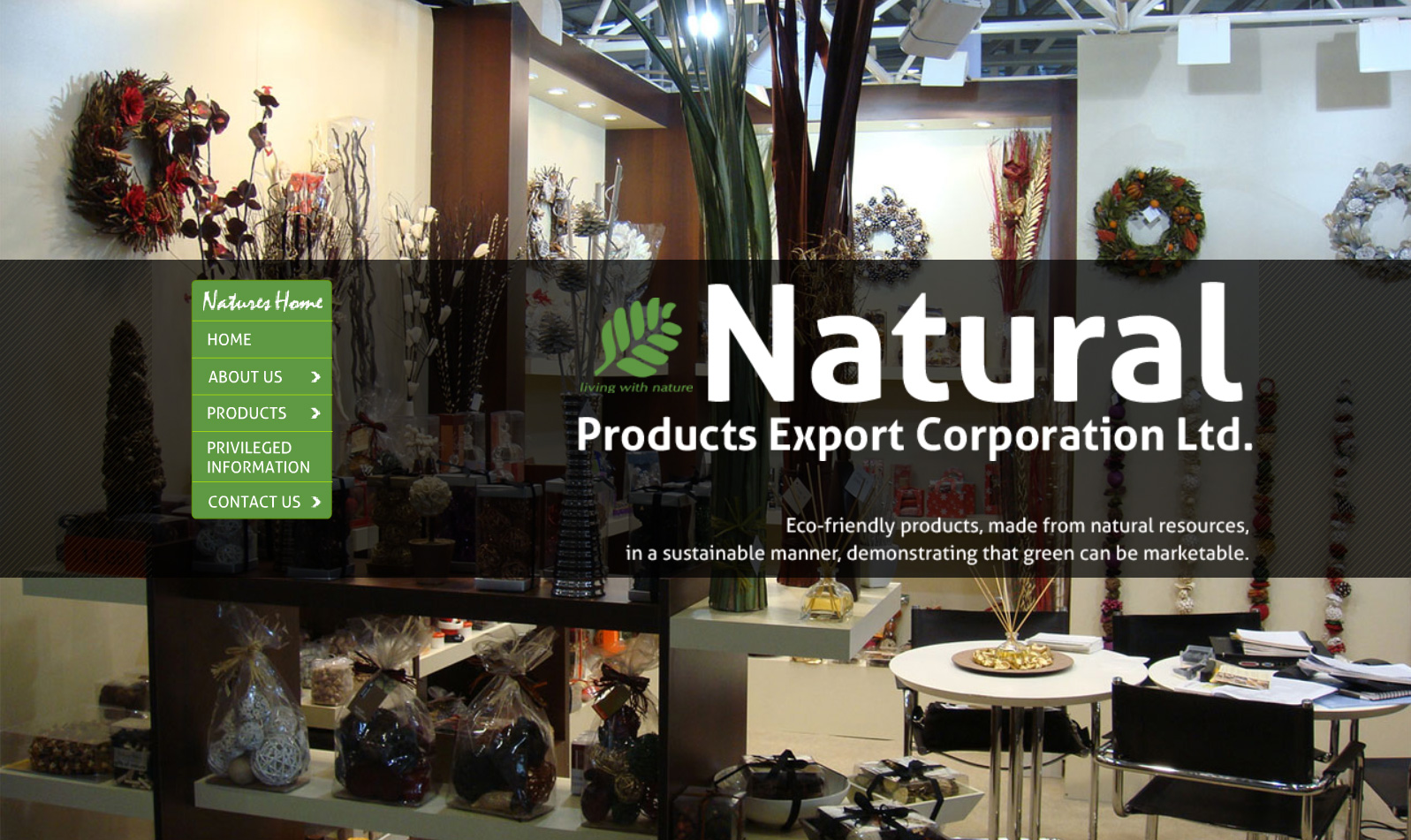 Natural Products India