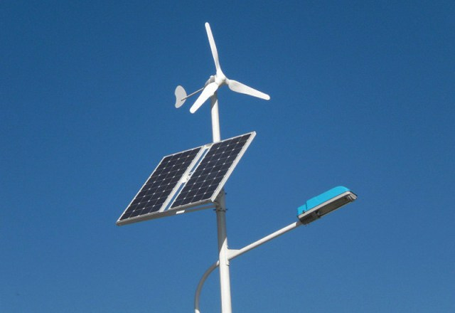 Solar-Wind Hybrid Systems in India