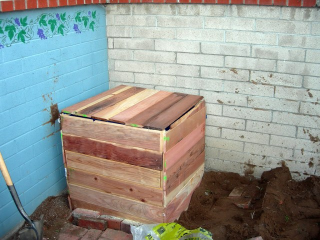 What is needed for Vermicomposting