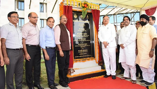 Eco-News-Chhattisgarh's-First-Five-Star-Rated-Green-Building-Inaugurated