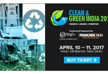 Clean & Green India Expo