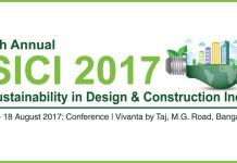 Nispana Conference on Sustainability in Design and Construction India