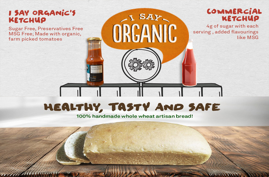 I Say Organic