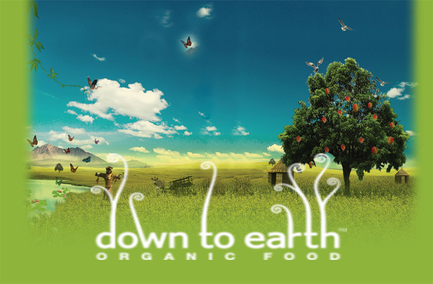 Down to Earth Organic Food