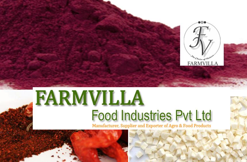 Farmvilla Food Industries
