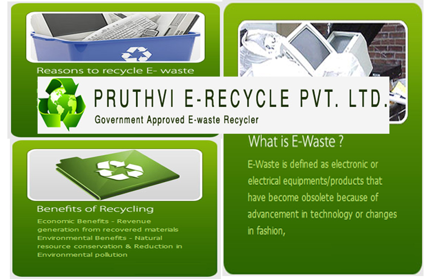 Pruthvi E-Recycle
